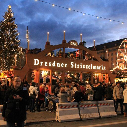 Рождественский рынок в 583 раз.