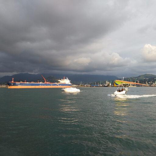 Морская прогулка в Батуми…