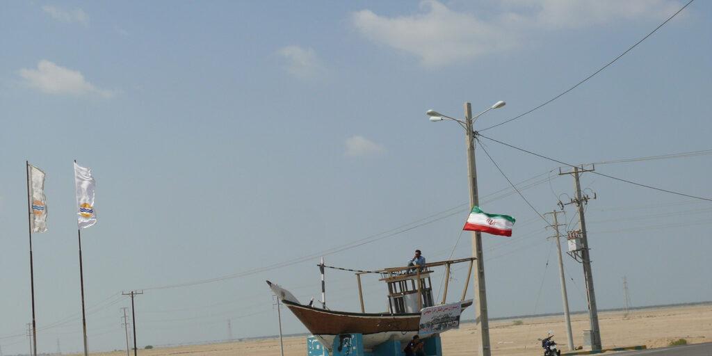 Незабываемый Иран. Остров Кешм.