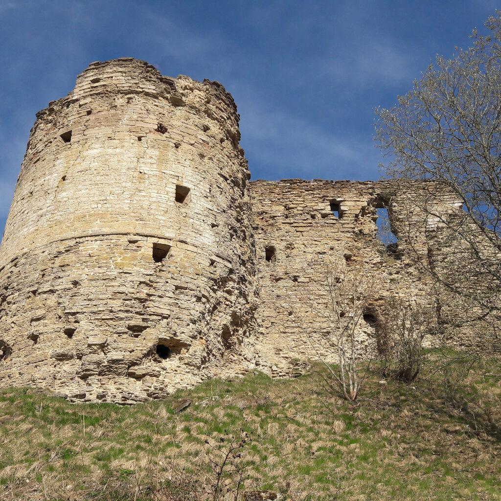 Крепость Копорье.