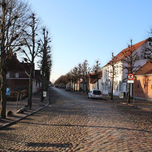 Маленькие города Дании — Могельтеннер — Теннер — Рибе — Mogeltonder — Tonder — Ribe