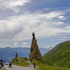 Летние Альпы 2017. Малый С-Бернар