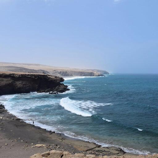 Fuerteventura, Playa del Viejo Rey