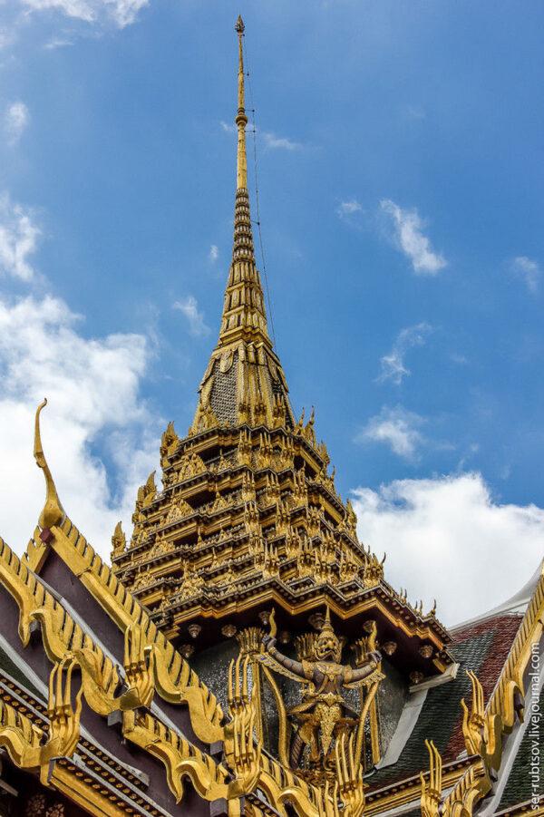 Резиденция тайских королей