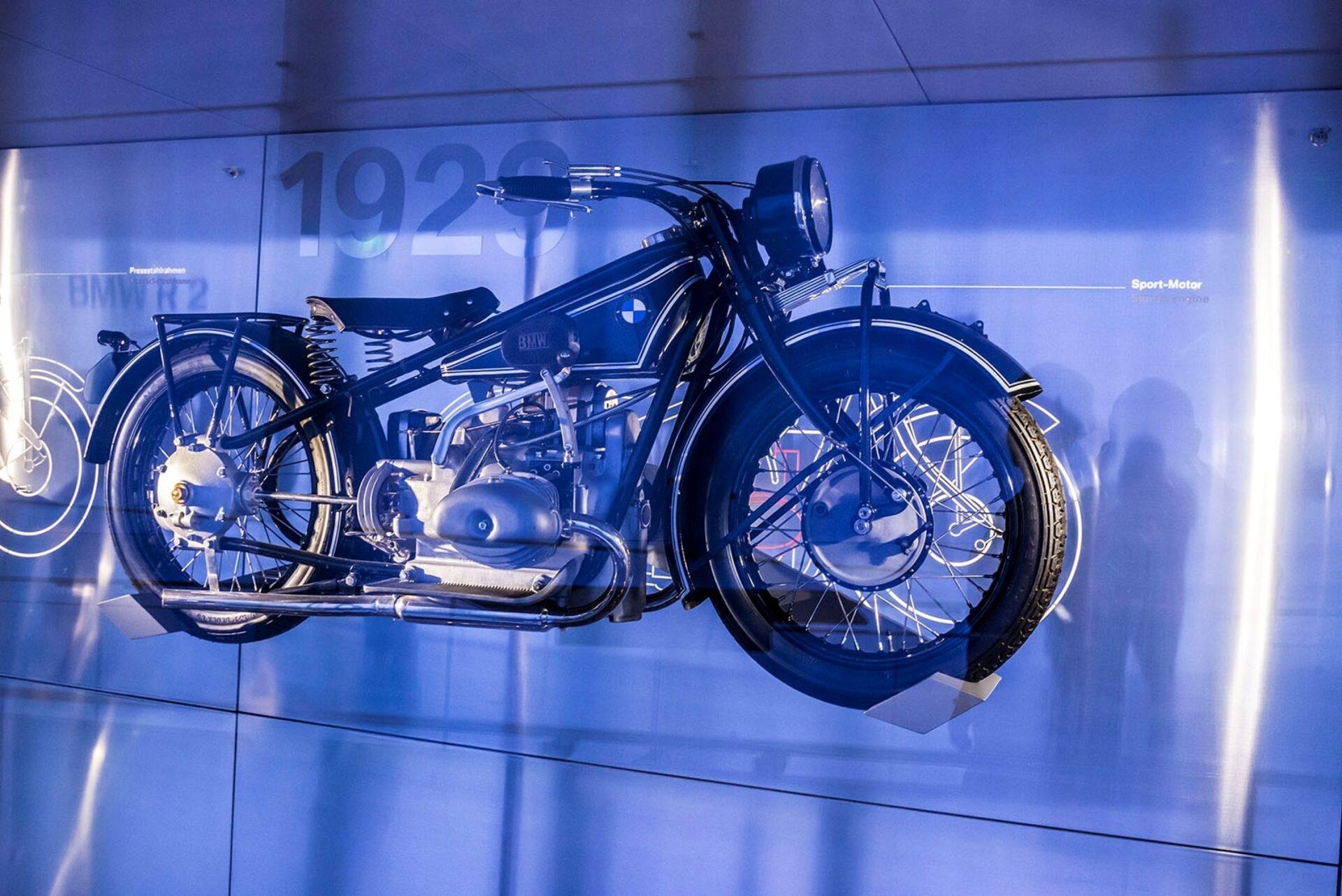Музей БМВ. Мюнхен.