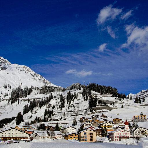 Альпы 8 марта 2017