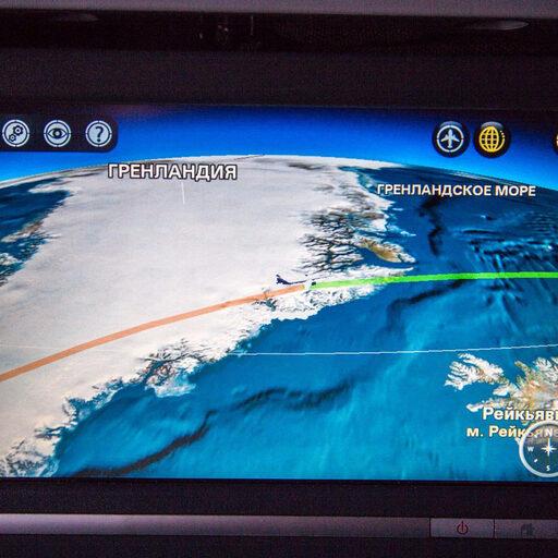 Гренландия, Северная Норвегия и Атлантика