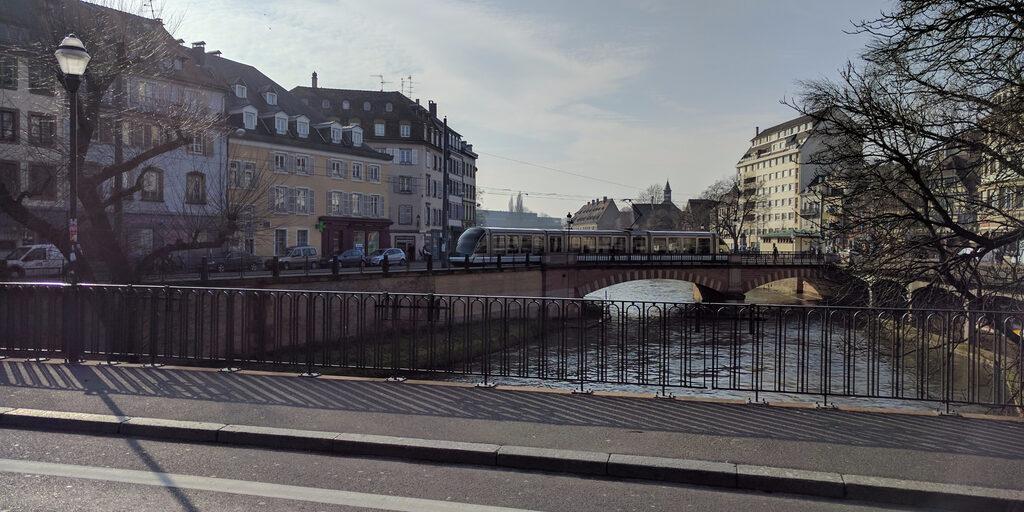 Немецкая Франция. Strasbourg