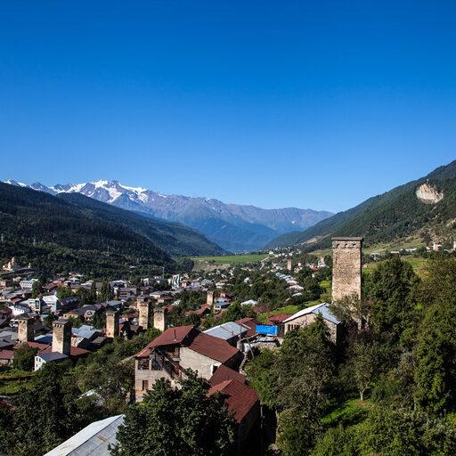 Автотрип Грузия-Армения: Сванетия