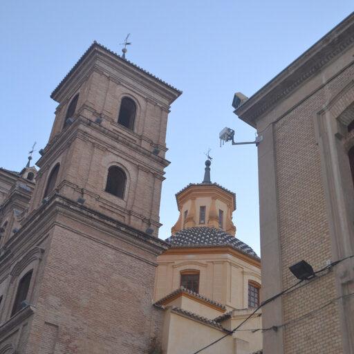Часть 1, от Аликанте до Гранады
