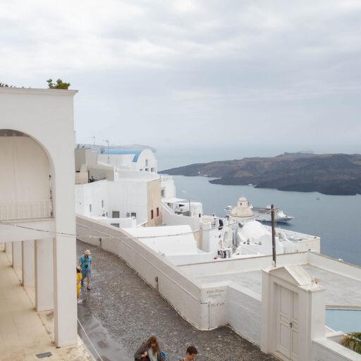 Санторини, Фира, Греция