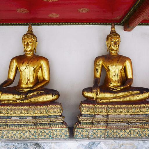 Немного о Лежащем Будде: храм Ват Пхо в Бангкоке
