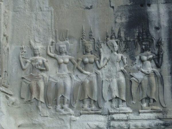 Камбоджа. Сиам Рип.