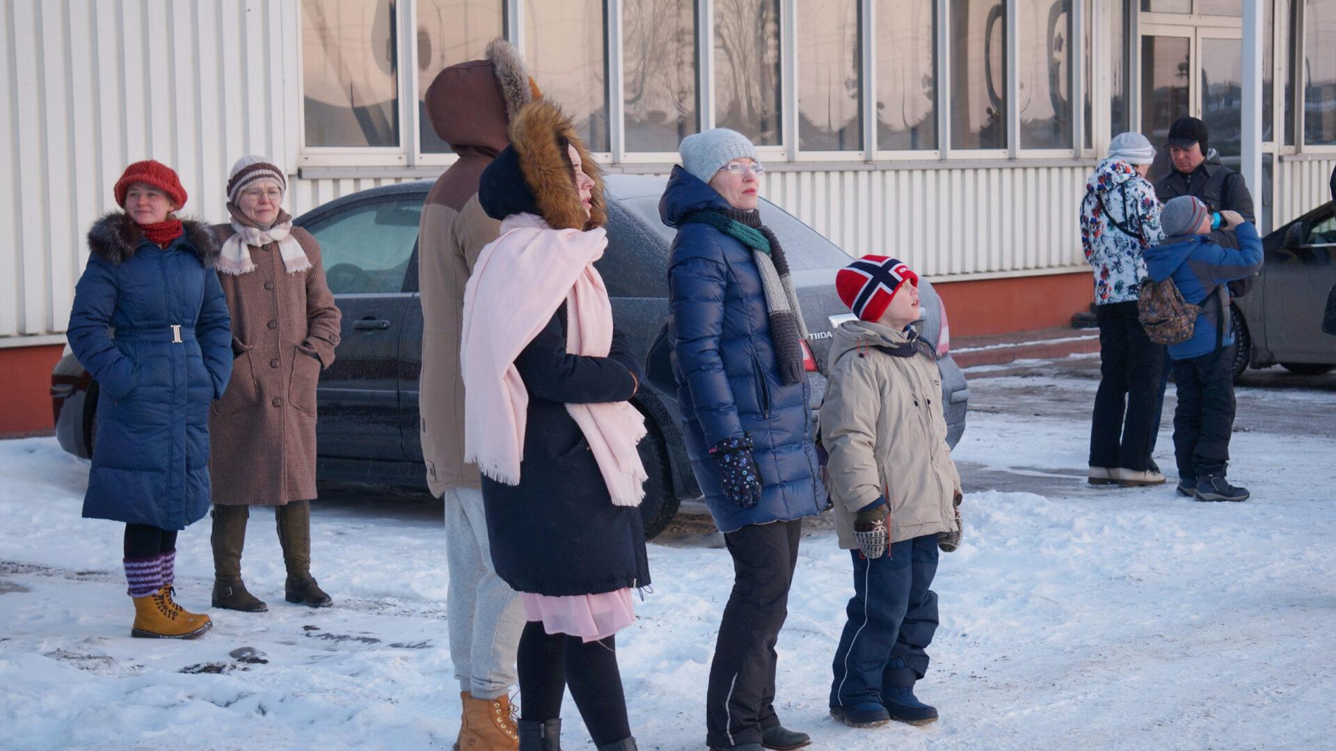 Фиеста игонка аэростатов вНижнем Новгороде!