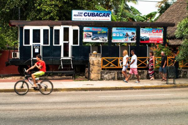 Варадеро. Прогулка поАппетитной улице
