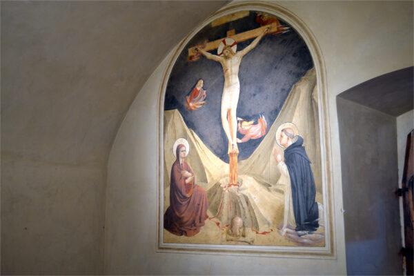 Флоренция. Монастырь имузей Сан— Марко. IIчасть.