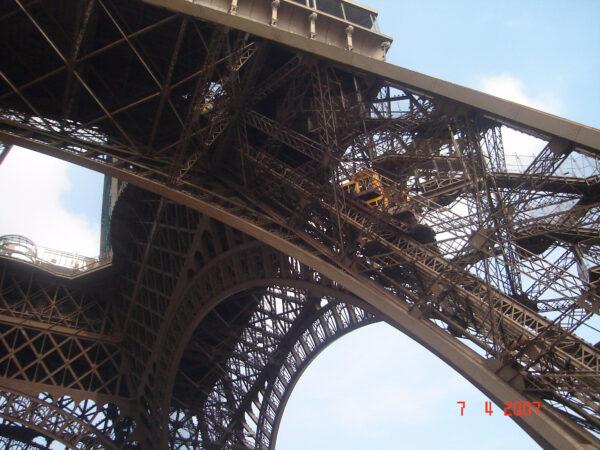 Эйфелева башня 2007 года