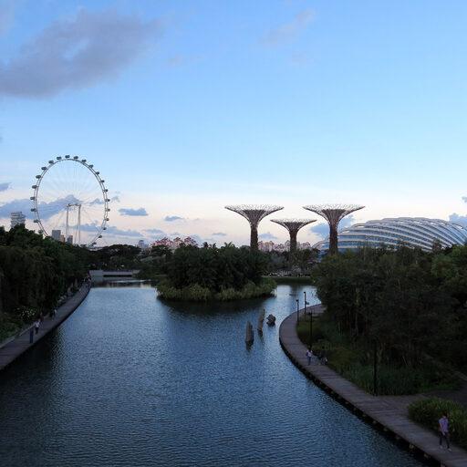 Сингапур и Бали-сборная солянка