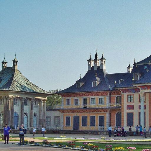 Летняя резиденция королей