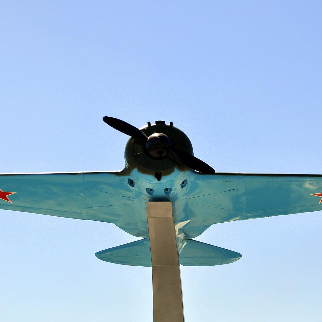 Музей военной техники УГМК в Верхней Пышме