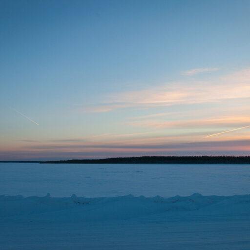 В гостях у якутского охотника, зимние приключения. Ух и морозяка