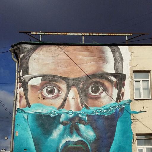 Граффити и стрит арт из разных городов