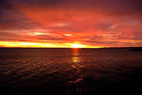 Тувалу. Про океан, рассветы, закаты. Продолжение.