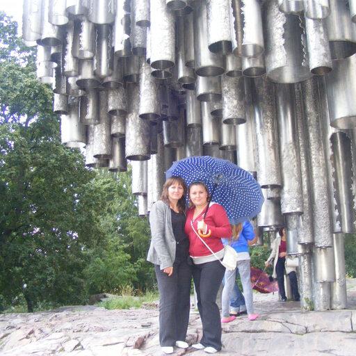 Первое путешествия за границу. Паром Хельсинки-Стокгольм-Порвоо август 2011 часть 1