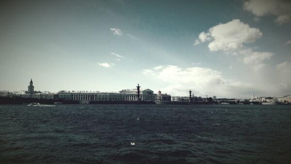 Сердце Петербурга. Места и«своё» восприятие.