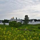 Два монастыря Суздаля.