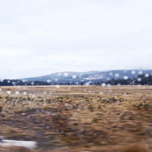 Немного о горной прохладе: парк Йосемити