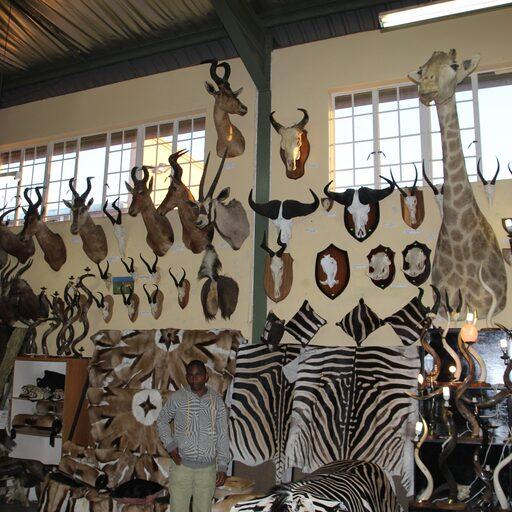 Легкий шопинг в Йоханнесбурге