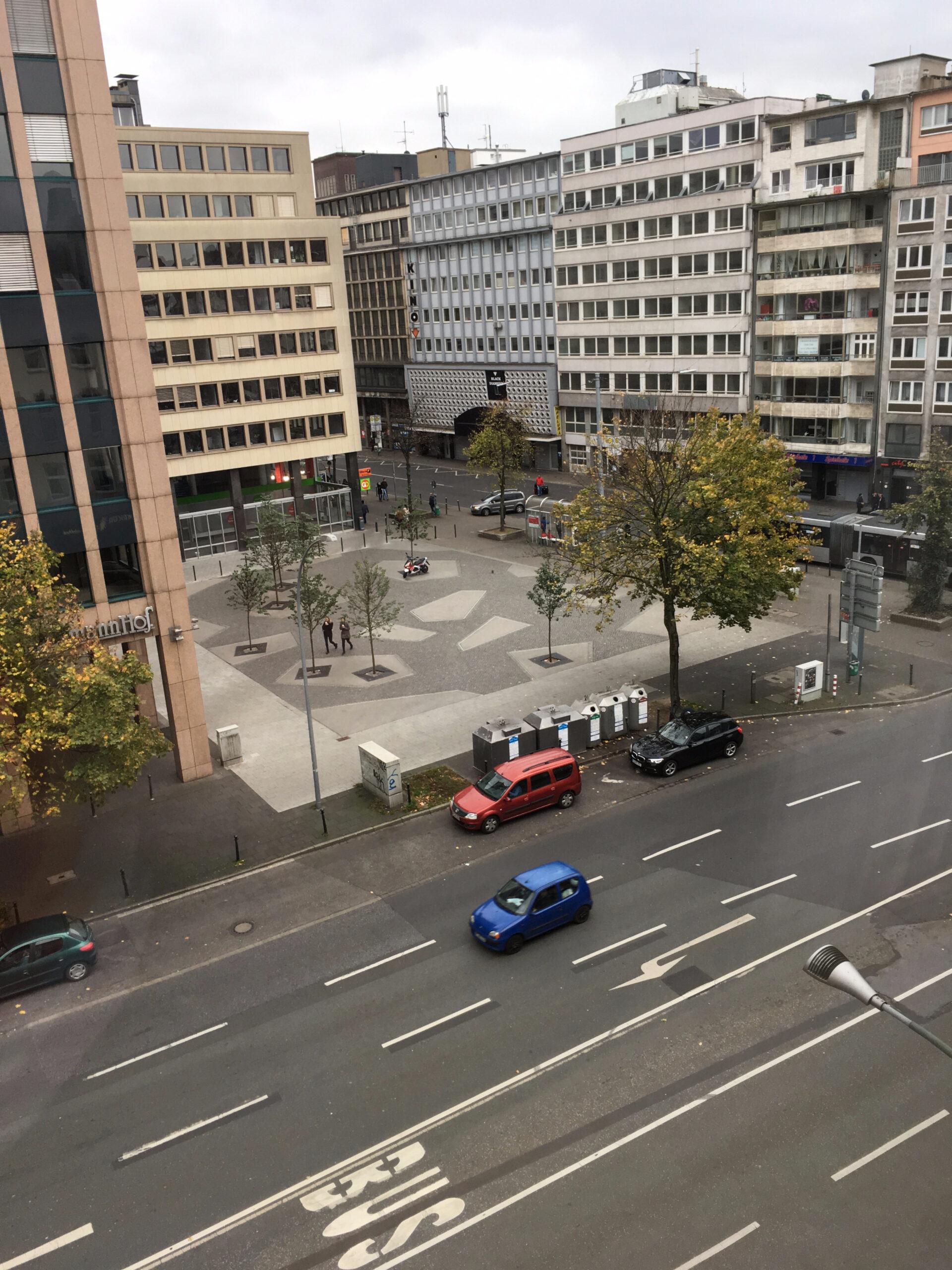 Дюссельдорф иДуйсбург. Отправная точка юбиляра