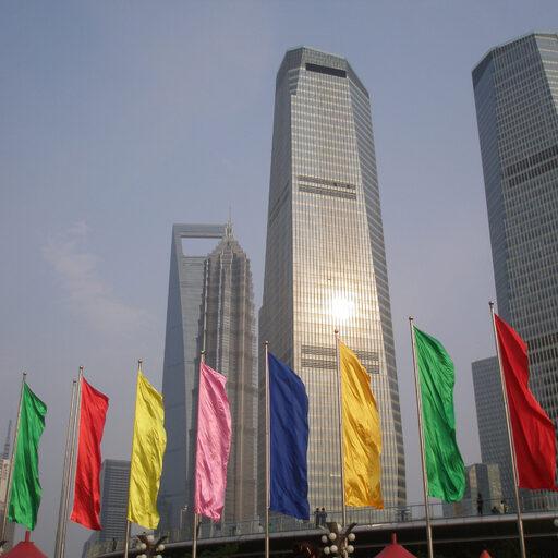 Китай. Шанхай — город контрастов