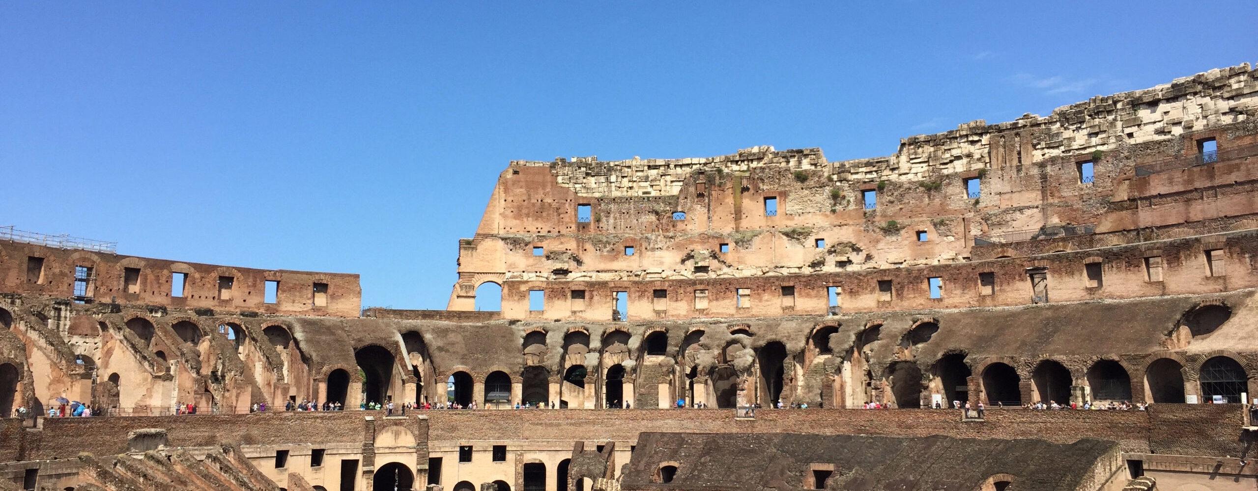 Падать сног после прогулок— Рим— Rome