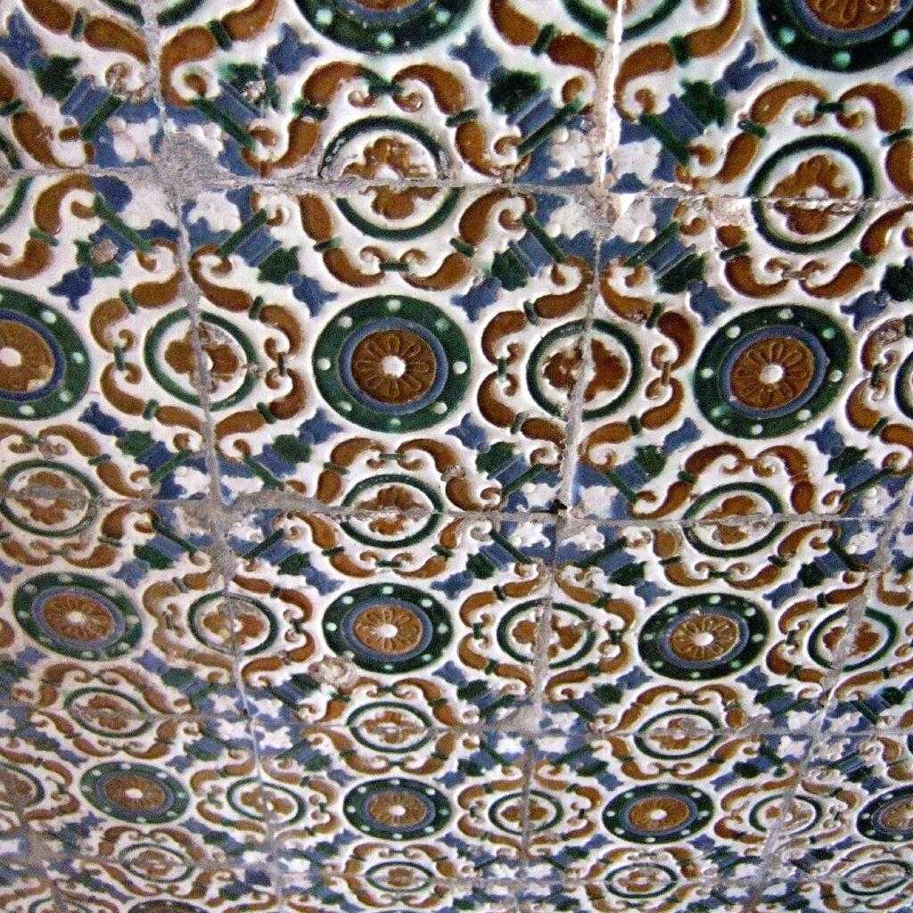 Мавританское наследие замка Алькасар. Толедо. Испания