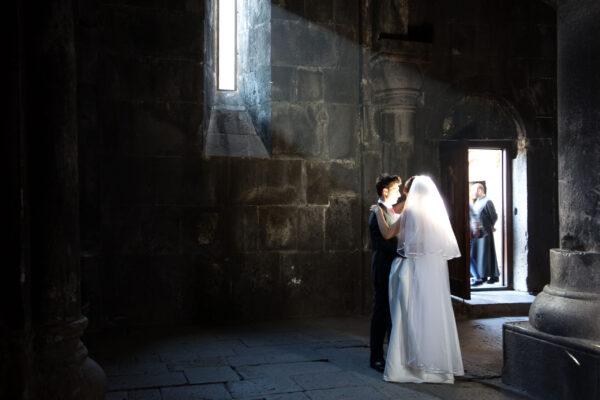 Армения. Часть 8. Языческий Гарни, христианский Гегард, ущелье