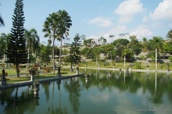 Бали. Дворец Taman Ujung