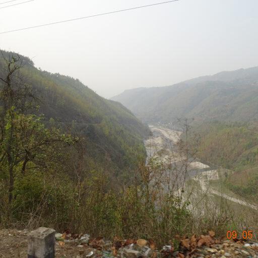 Дорога из Непала в Тибет и обратно.
