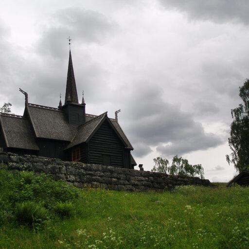 Норвегия. Музей под открытым небом Маихёуген