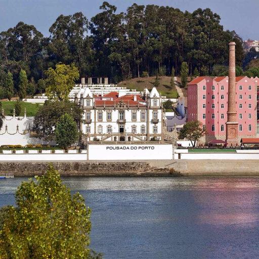 Отзыв об отеле Pousada do Porto, Palacio do Freixo Hotel, или как мы обманулись в лучших ожиданиях…