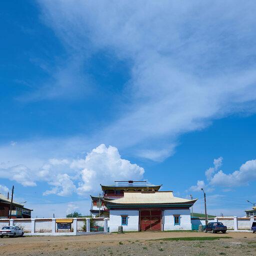 Другая сторона Забайкалья: Цугольский дацан.
