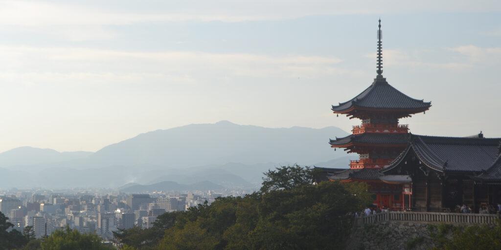 Гуляя по городу. Киото часть 2