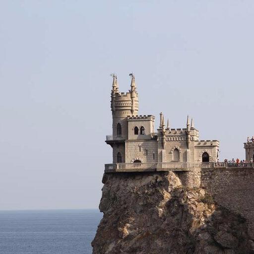 Ласточкино гнездо. Прогулки по Крыму