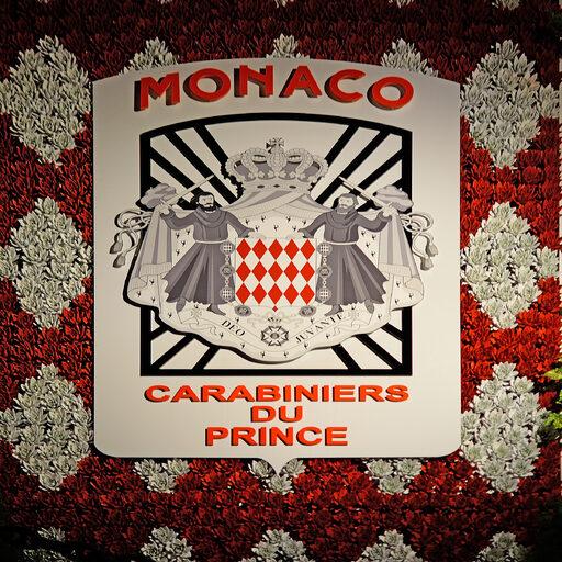 Новогодняя ночь в Монако
