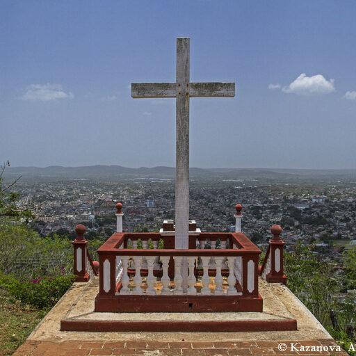 Ольгин. 458 ступеней до Креста