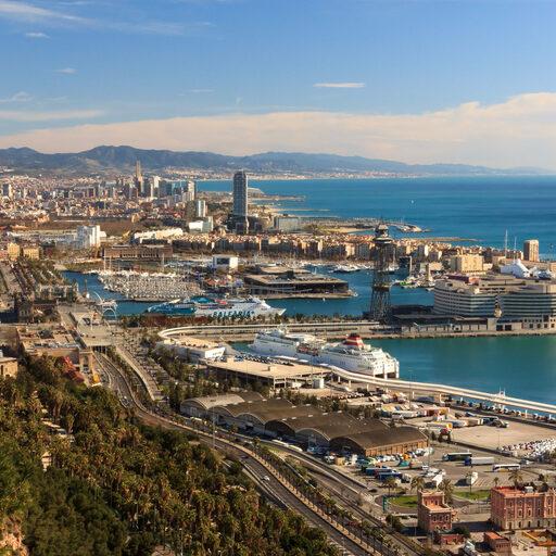 Барселона… как много в этом слове…