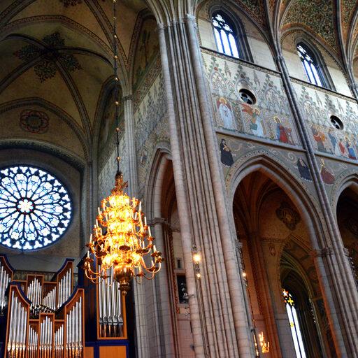 Уппсала. Мирская суета-сует города и величие тишины Кафедрального собора