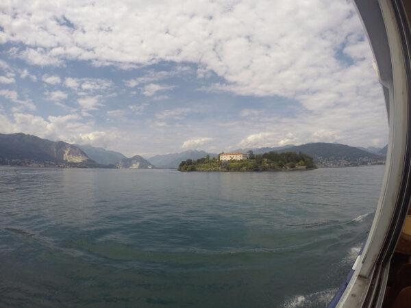 Озеро Лаго Маджоре. Италия