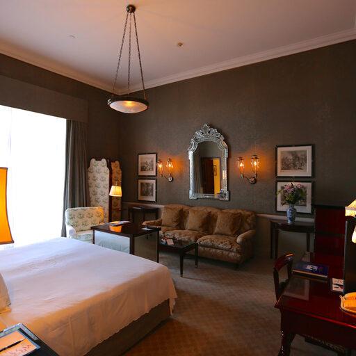 Отзыв об Presidential suite отеля Belmond Reid's Palace